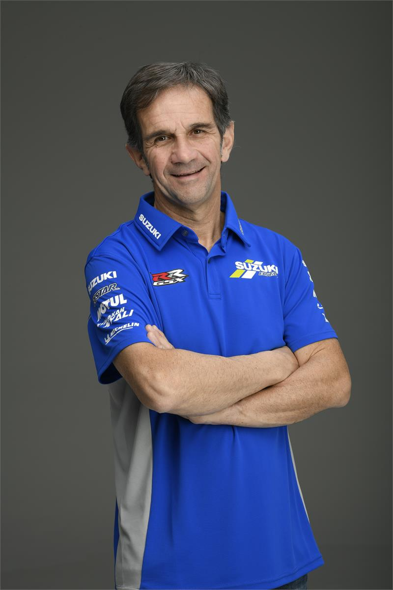 2020 SUZUKI ECSTAR Launch - Davide Brivio-1