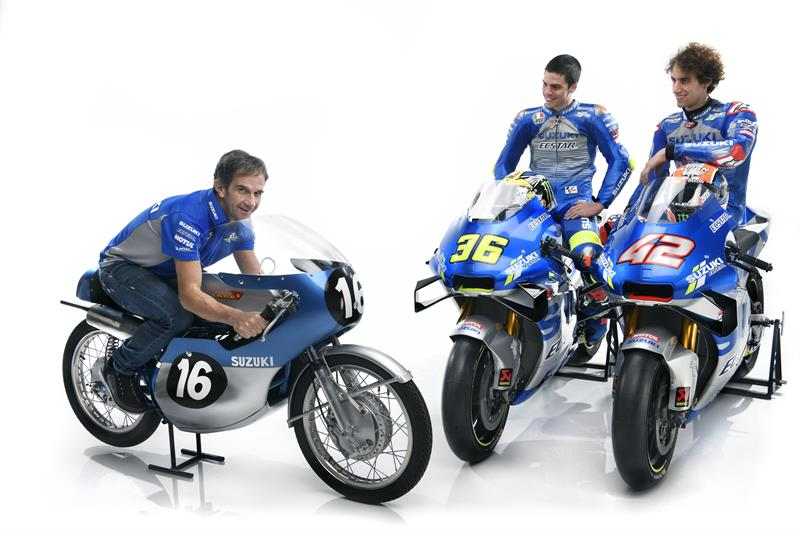2020 SUZUKI ECSTAR Launch - Group-team-bikes-2