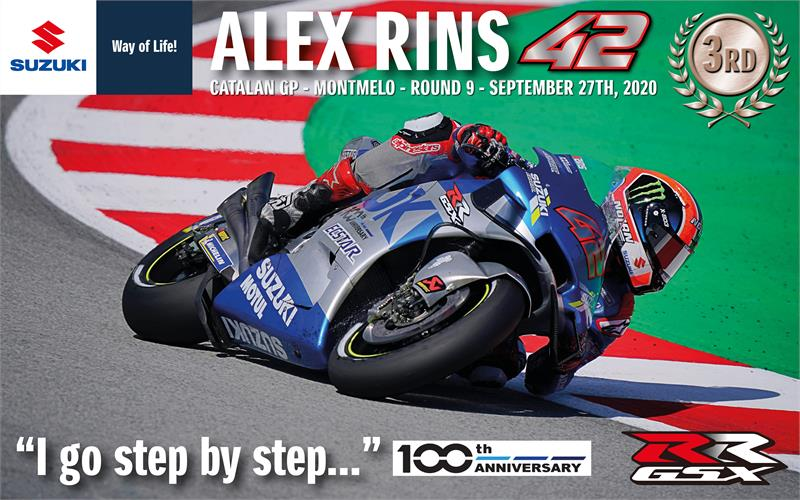 2020 Alex Rins Wallpaper-Catalunya-High Res