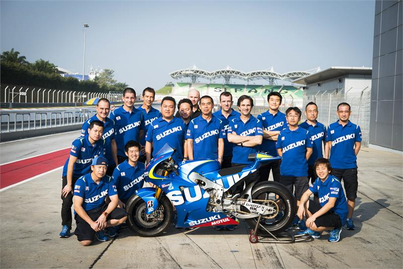 MGP-Sepang Test-Team-2