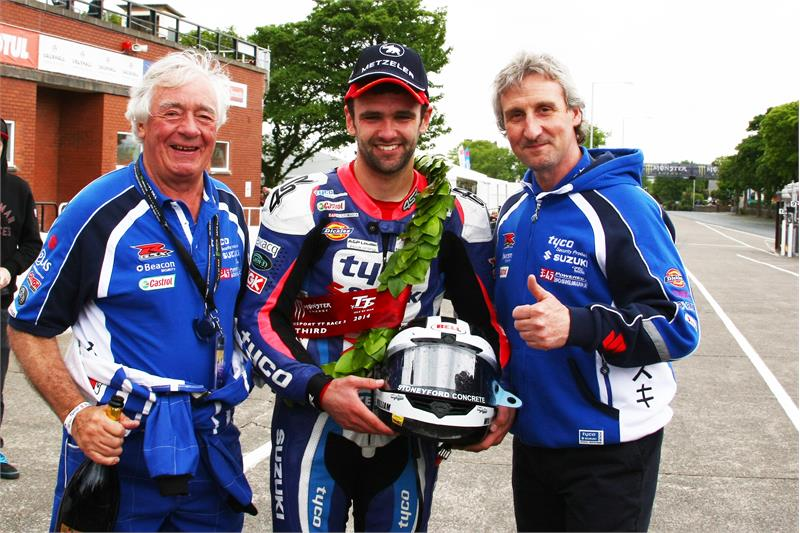 2014 IOM TT-Hector-William-Philip