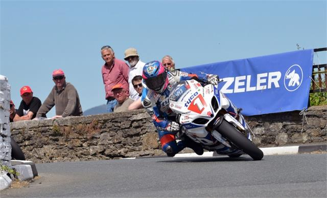 Southern 100-Guy Martin