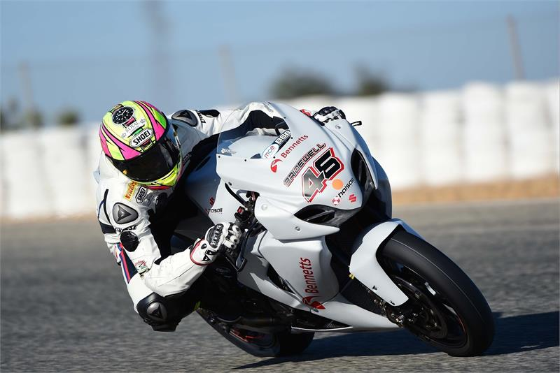 Spain test-Tommy Bridewell-2