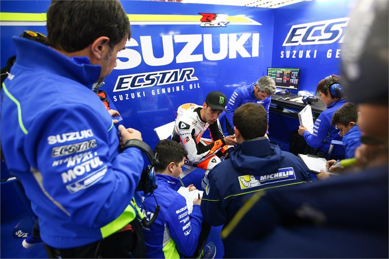 Valencia Test - Alex Rins-7
