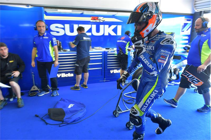Phillip Island Test - Alex Rins-40