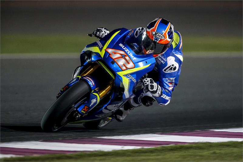 Qatar Test - Alex Rins-21