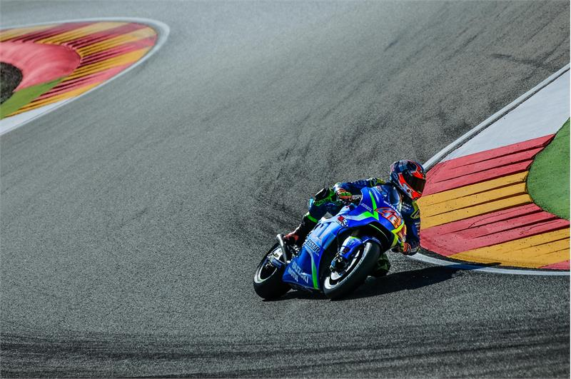 MGP-Aragon Test - Alex Rins-1