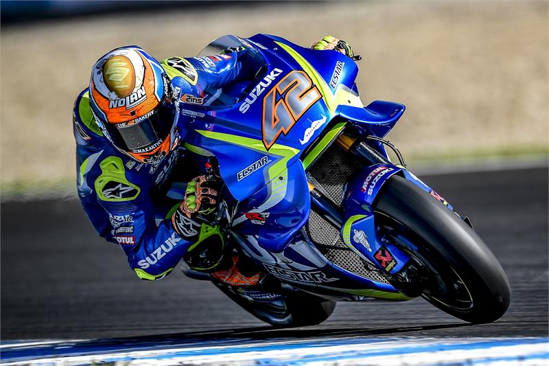 Jerez Test - Alex Rins-5