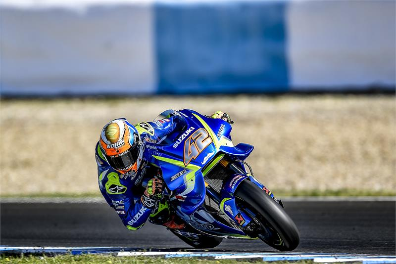 Jerez Test - Alex Rins-3