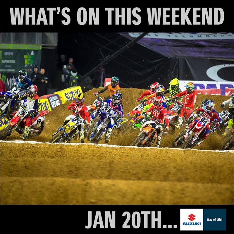 What's On - Jan 20th