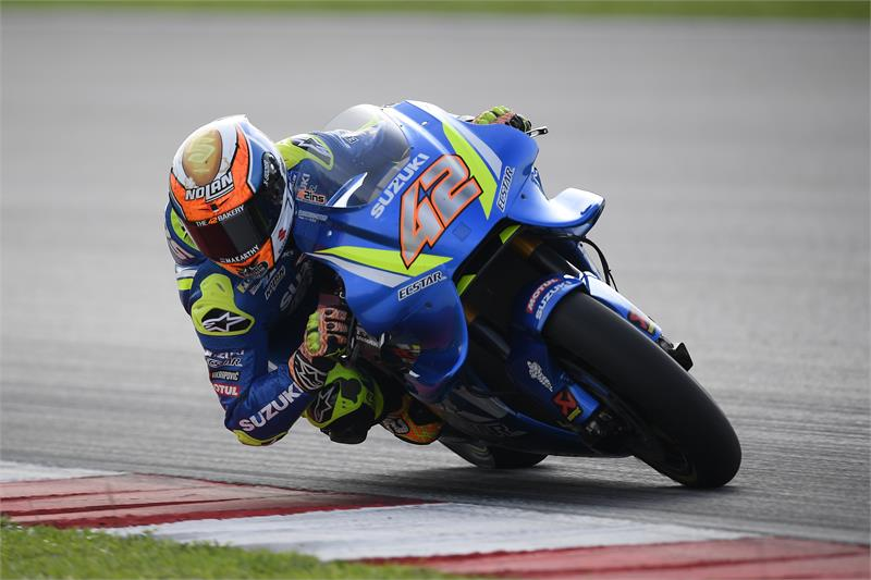 Sepang Test - Alex Rins-5