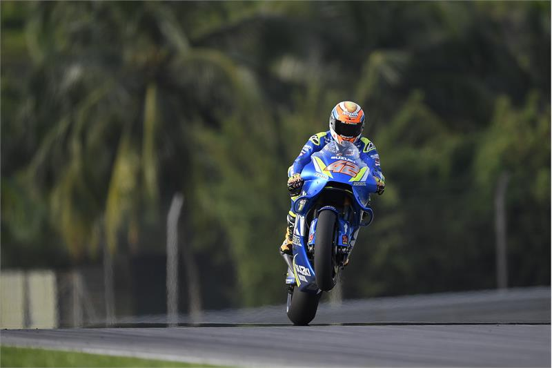 Sepang Test - Alex Rins-4