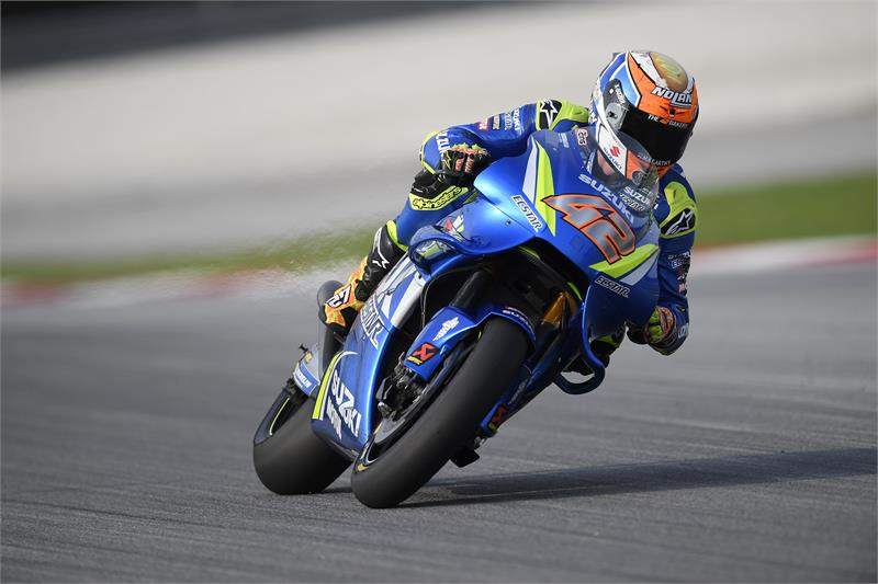 Sepang Test - Alex Rins-3