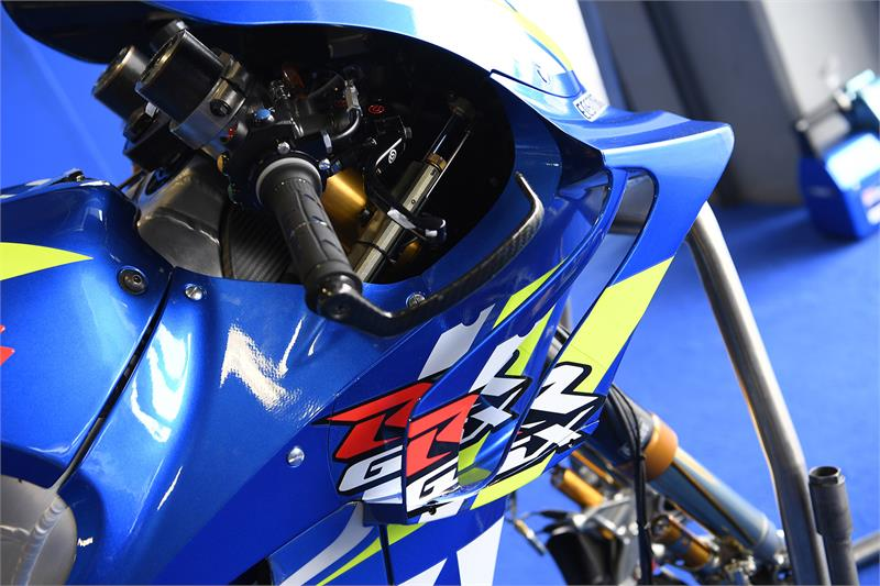 Buriram Test - D2 - Alex Rins-1