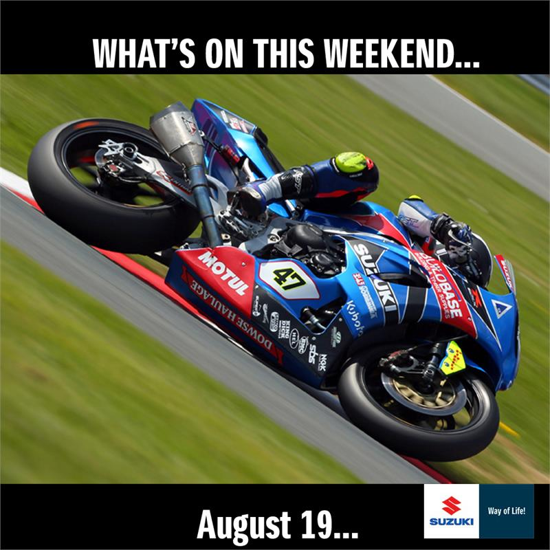 Weekend Action-Aug 19th