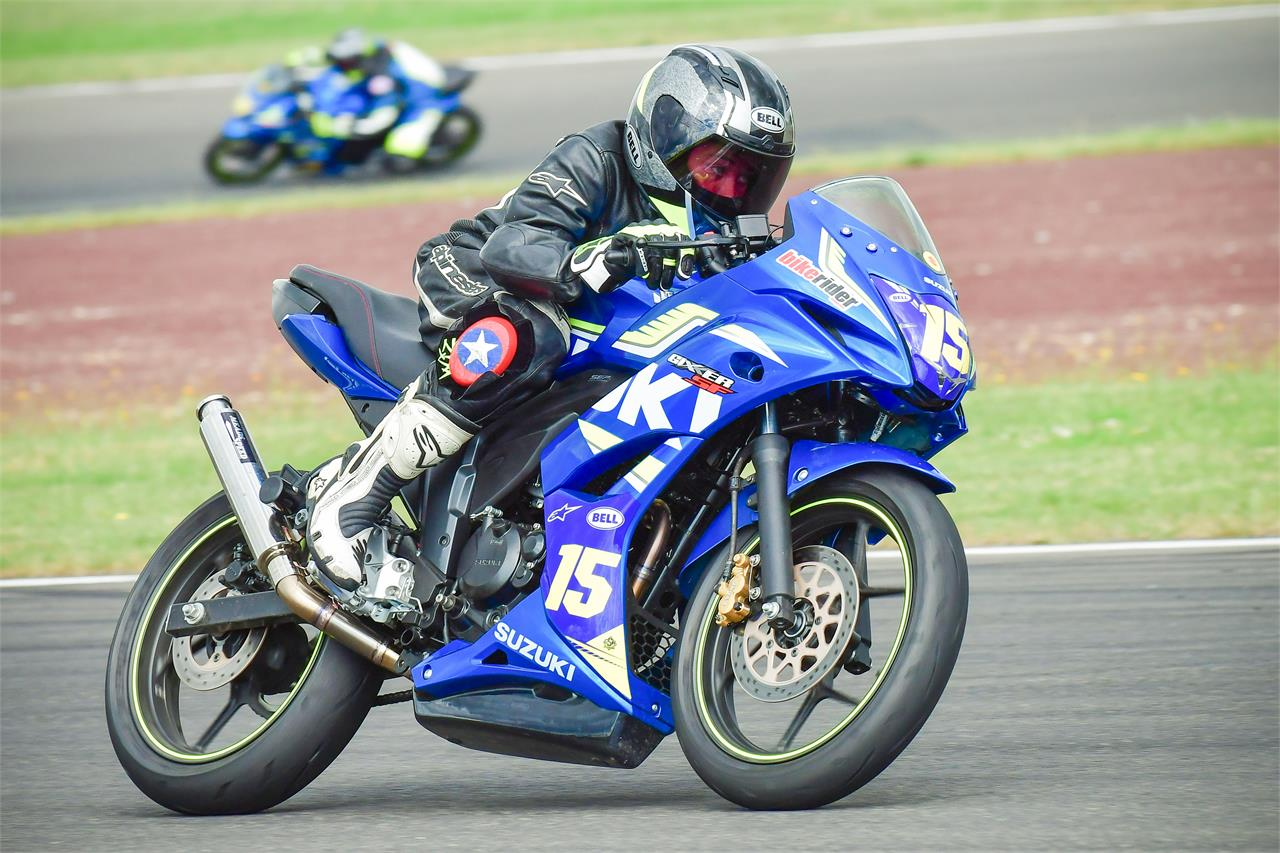 riders rider bike suzuki cup gixxer asia opportunity fantastic talent selection nz motorcycle magazine