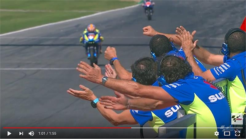 Misano-Suzuki In Action -Sep 19