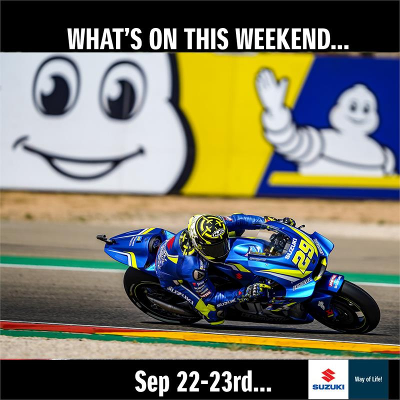 Weekend Action - Sep 21