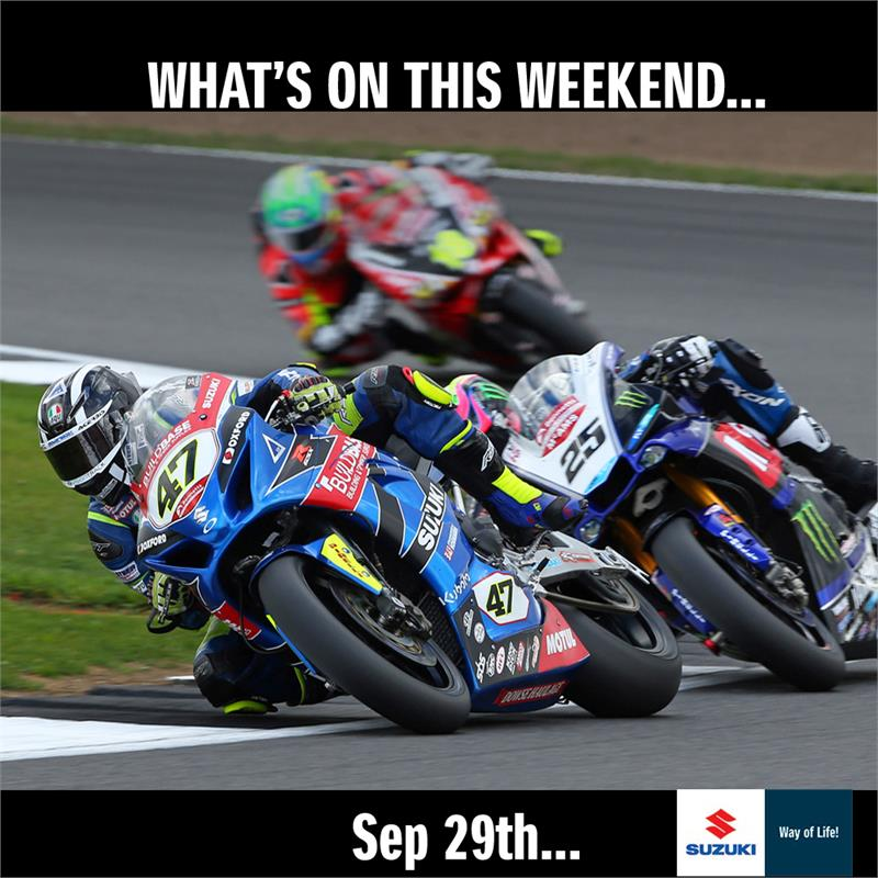 WEEKEND ACTION - Sep 29th