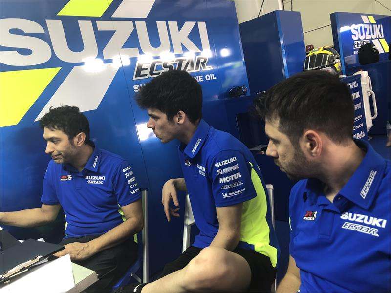 Sepang Testing Feature-RAINATO WITH MIR