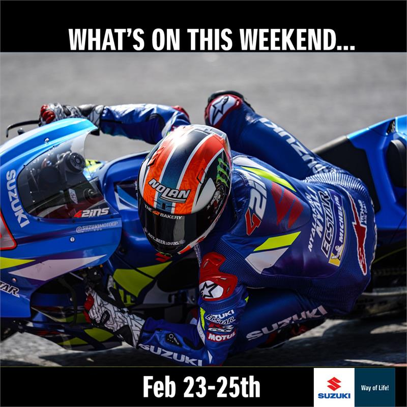 Weekend Action - Feb 23-25