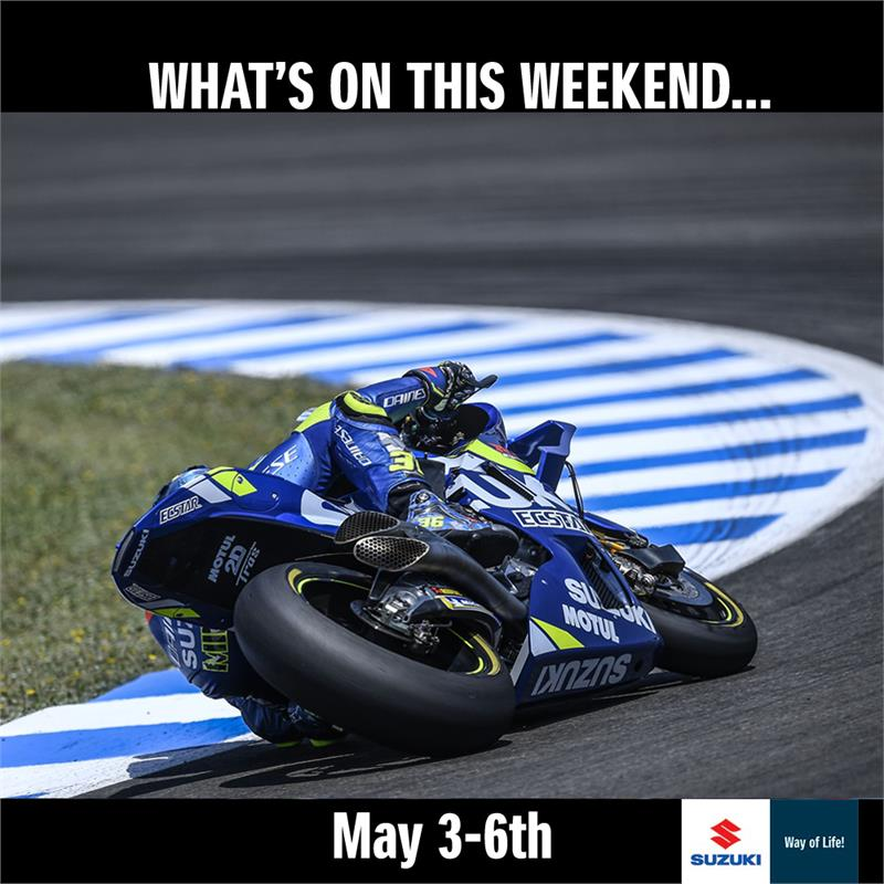 Weekend Action - May 3