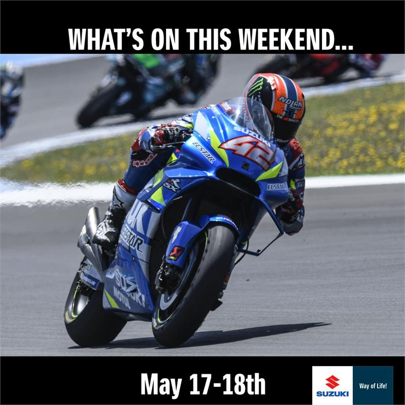 Weekend Action-May 17-18th