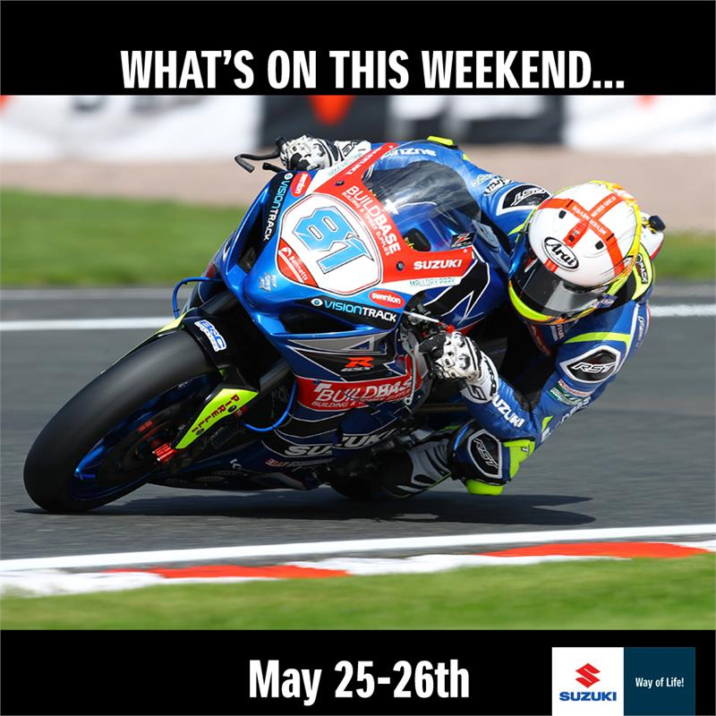 Weekend Action-May 26th